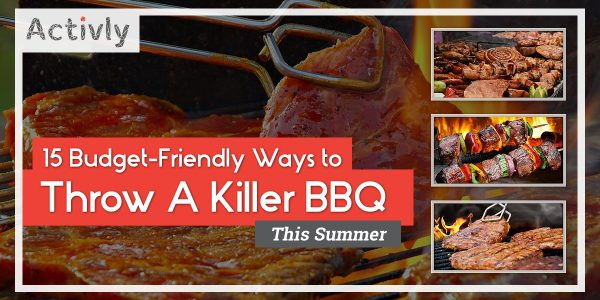 budget friendly ways to throw a bbq